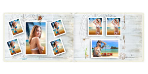 Photobook Sea Pearl 30x20 sm
