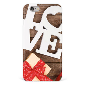 "Чехол для iPhone 6 ""Love"" №117"