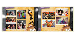 Photobook Happy Halloween 30x20 sm