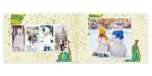Photobook Christmas madness 30x20 sm