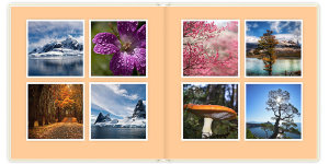 Photobook Perfect Instagram 20x20 sm
