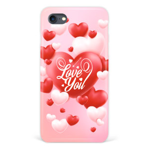 "Чехол для iPhone 7 ""Love you"" №126"