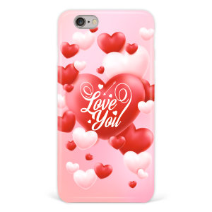 "Чехол для iPhone 6 ""Love you"" №127"