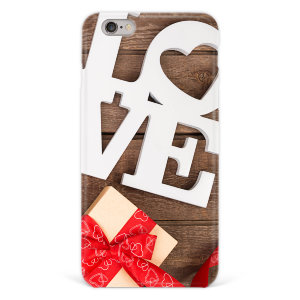 "Чехол для iPhone 6 plus ""Love"" №89"