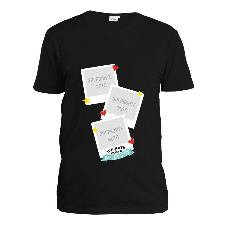где сделать футболку с фотографией в воронеже центральное культурное промышленное