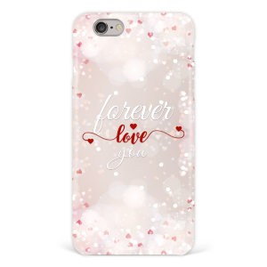 "Чехол для iPhone 6 ""Forever love you"" №133"