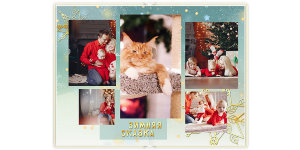 Фотокнига Happy New Year №3 20x30 см