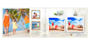 Photobook Sea Pearl 20x15 sm