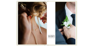Photobook Modern Wedding 20x30 sm