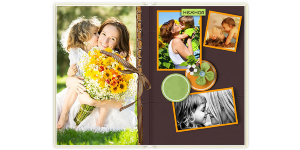 Photobook Beautiful Mother 20x30 sm