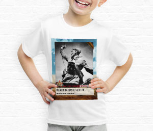 Kid t-shirt on the 9th of May №31