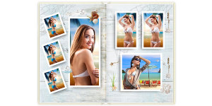Photobook Sea Pearl 20x30 sm